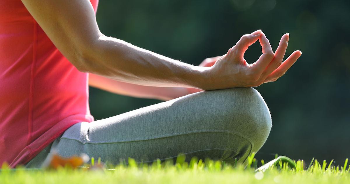 Bättre beslut med meditation