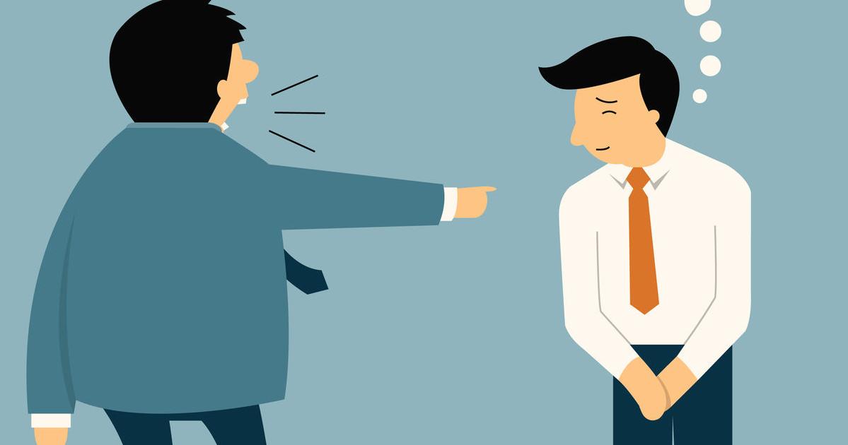 Chefen är nyckeln till minskad stress