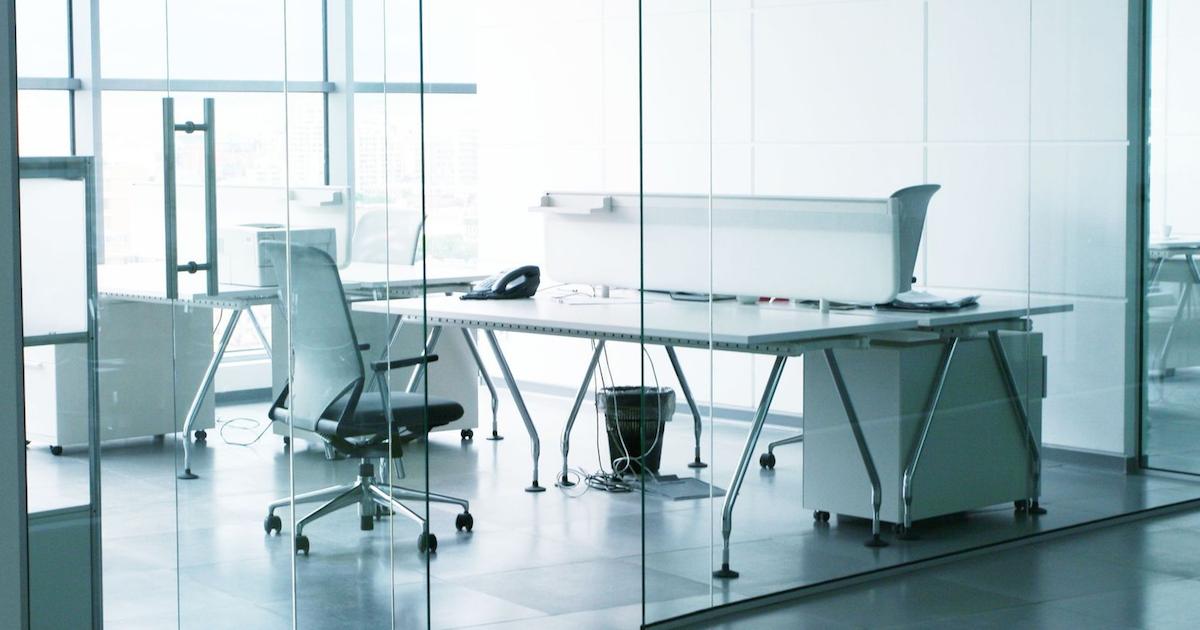 Egna kontor är trendigt igen