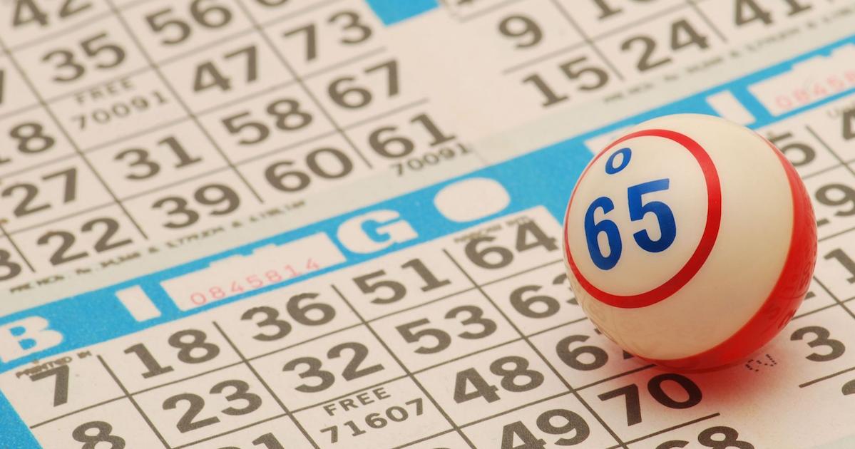 Bingo lockar till bättre hälsa