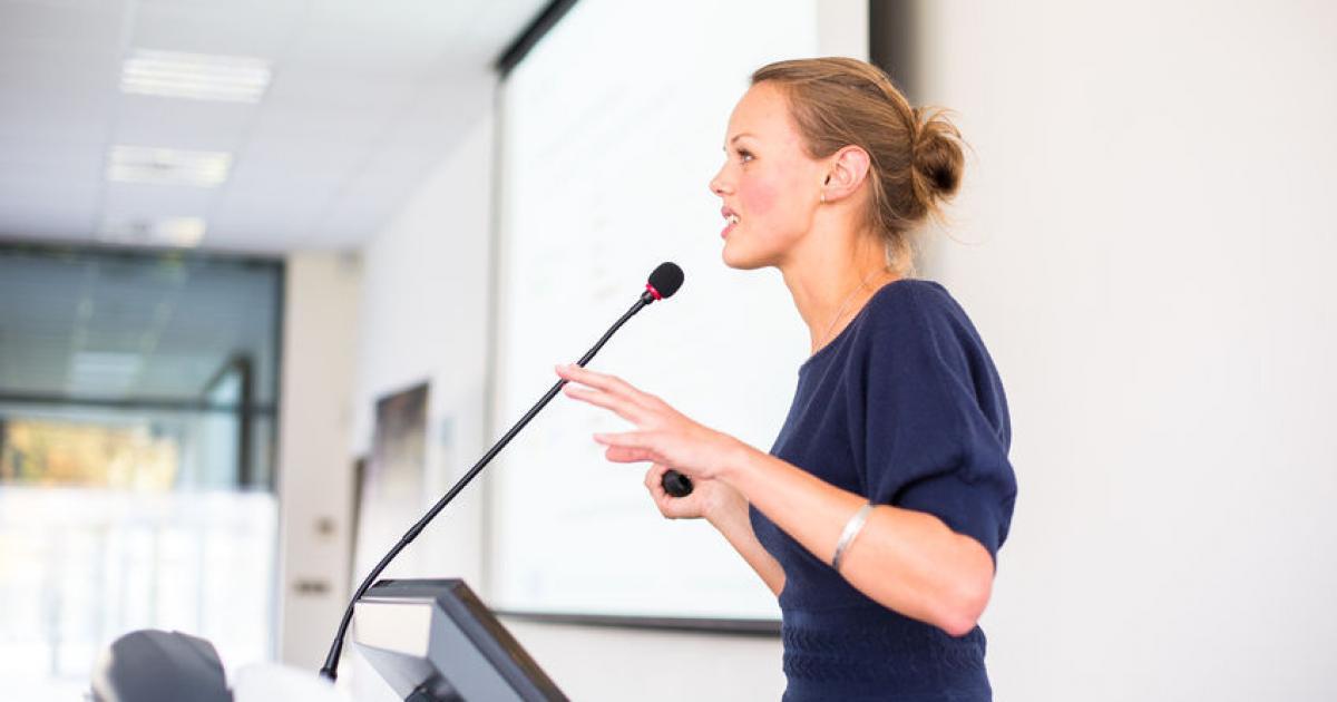 9 tips när du ska hålla tal inför publik