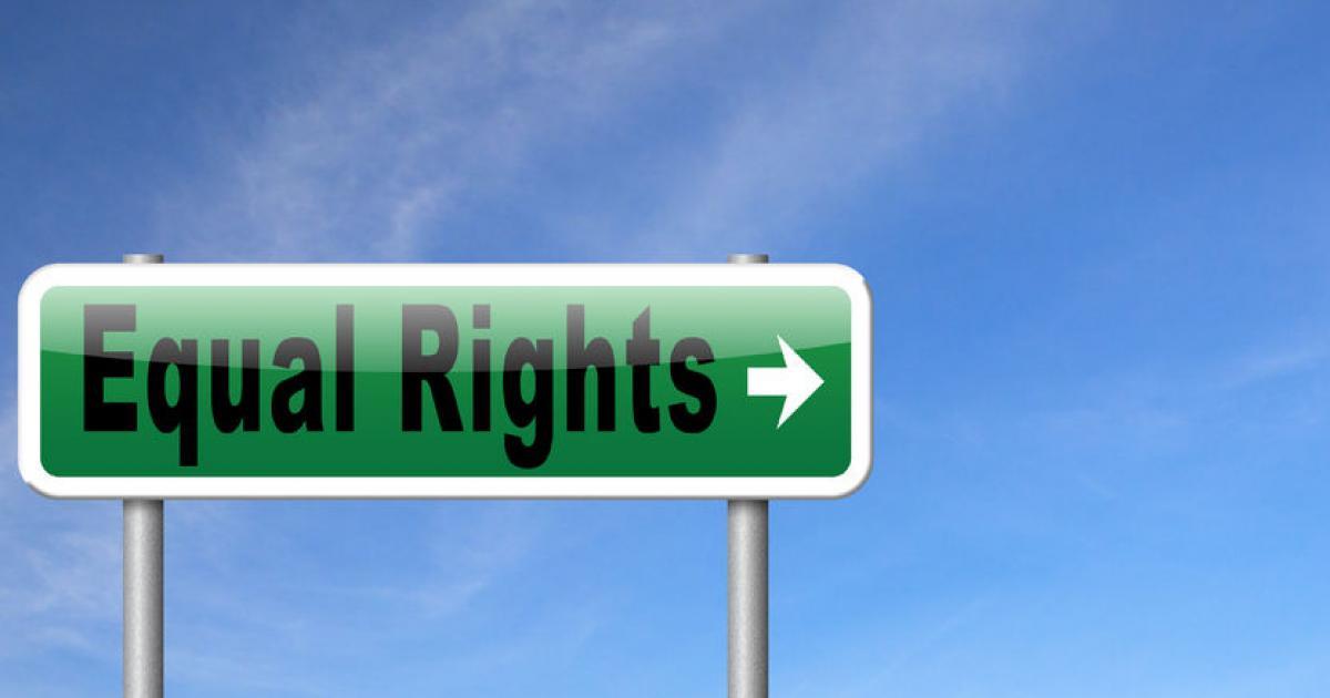 Nya regler mot diskriminering och för likabehandling
