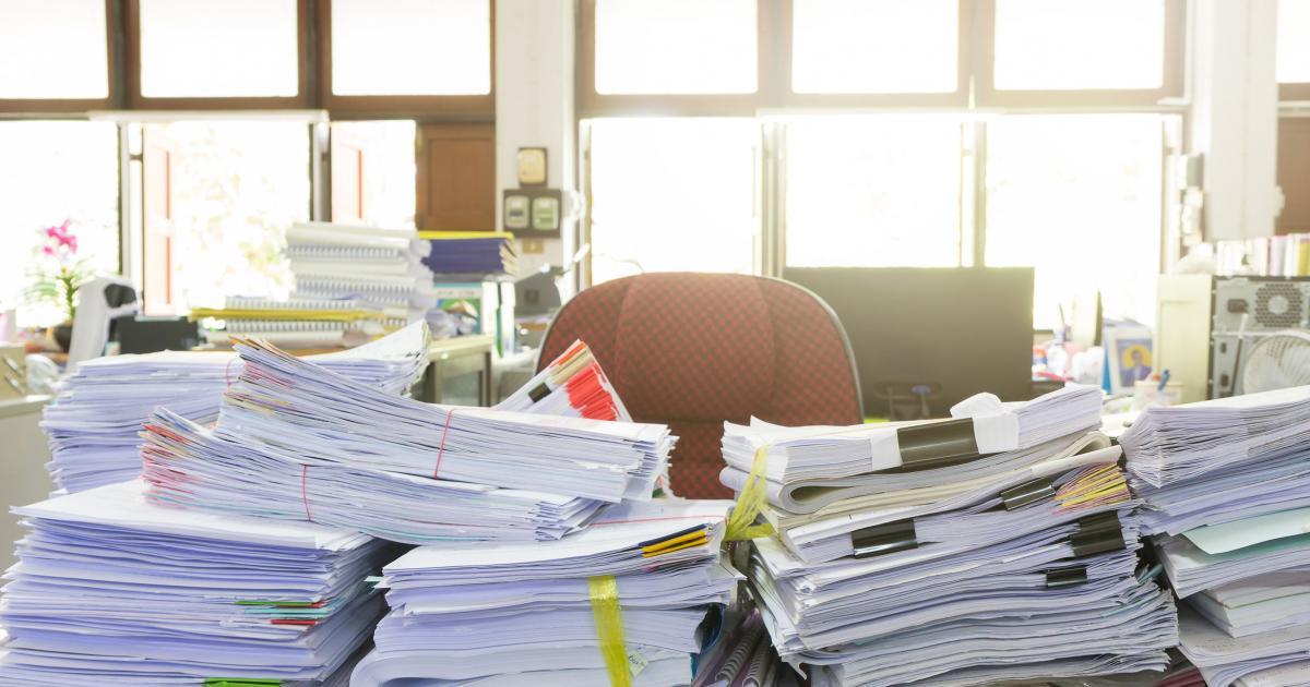Varannan anställd stressad på jobbet