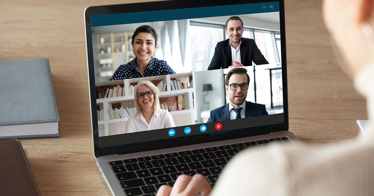 7 positiva effekter av digitala möten